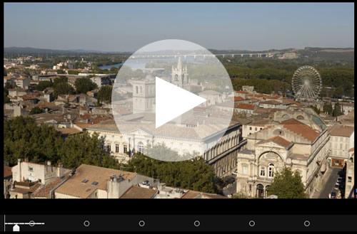 Découvrez Avignon en images